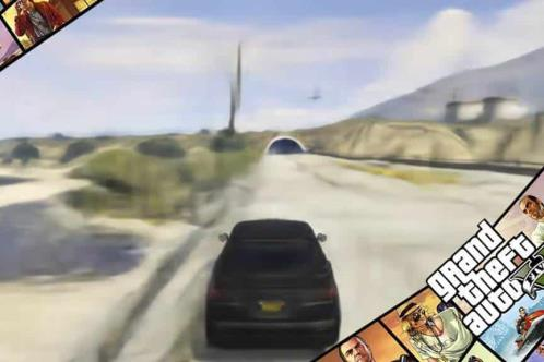 Presentan GAN Theft Auto