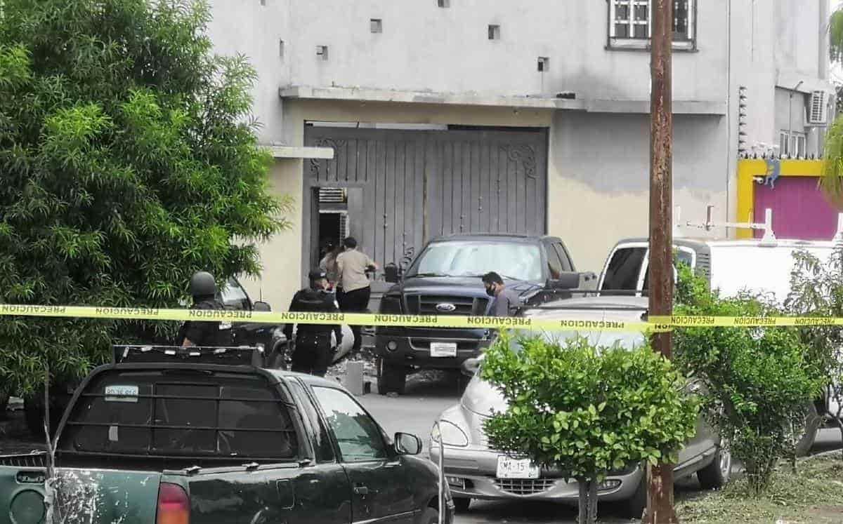 Catearon una vivienda utilizada en un secuestro de un comerciante