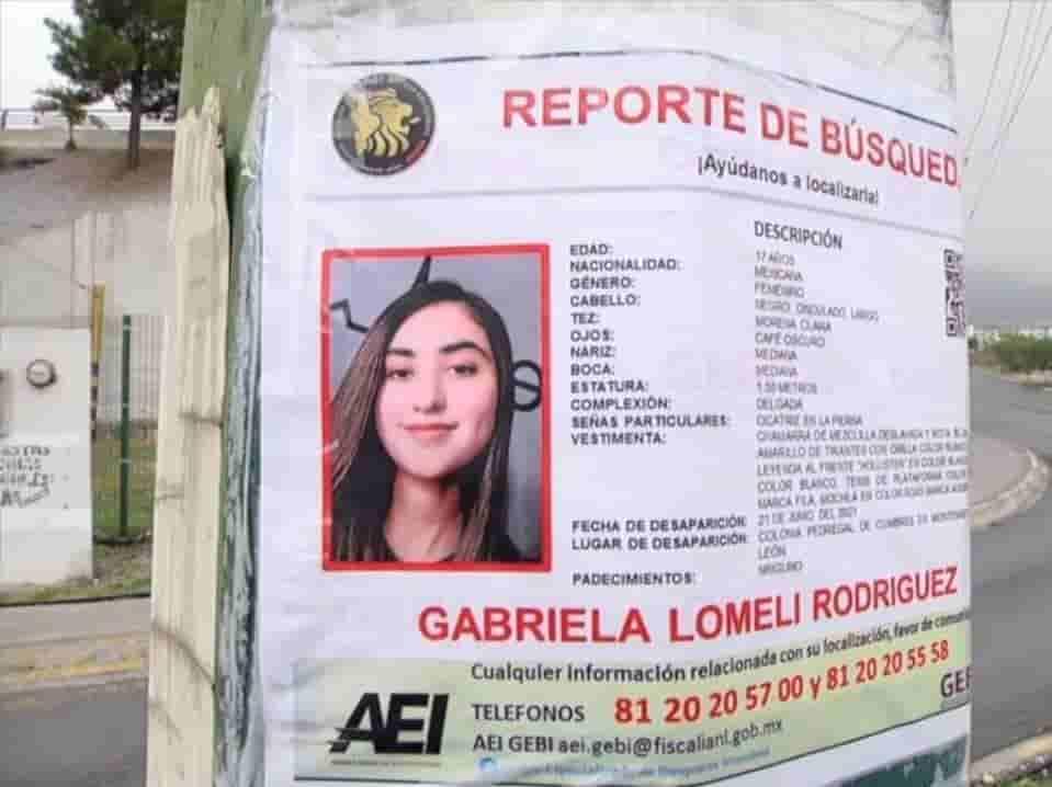 Familiares y amigos armaron un ejército de voluntario, para buscar a la joven estudiante