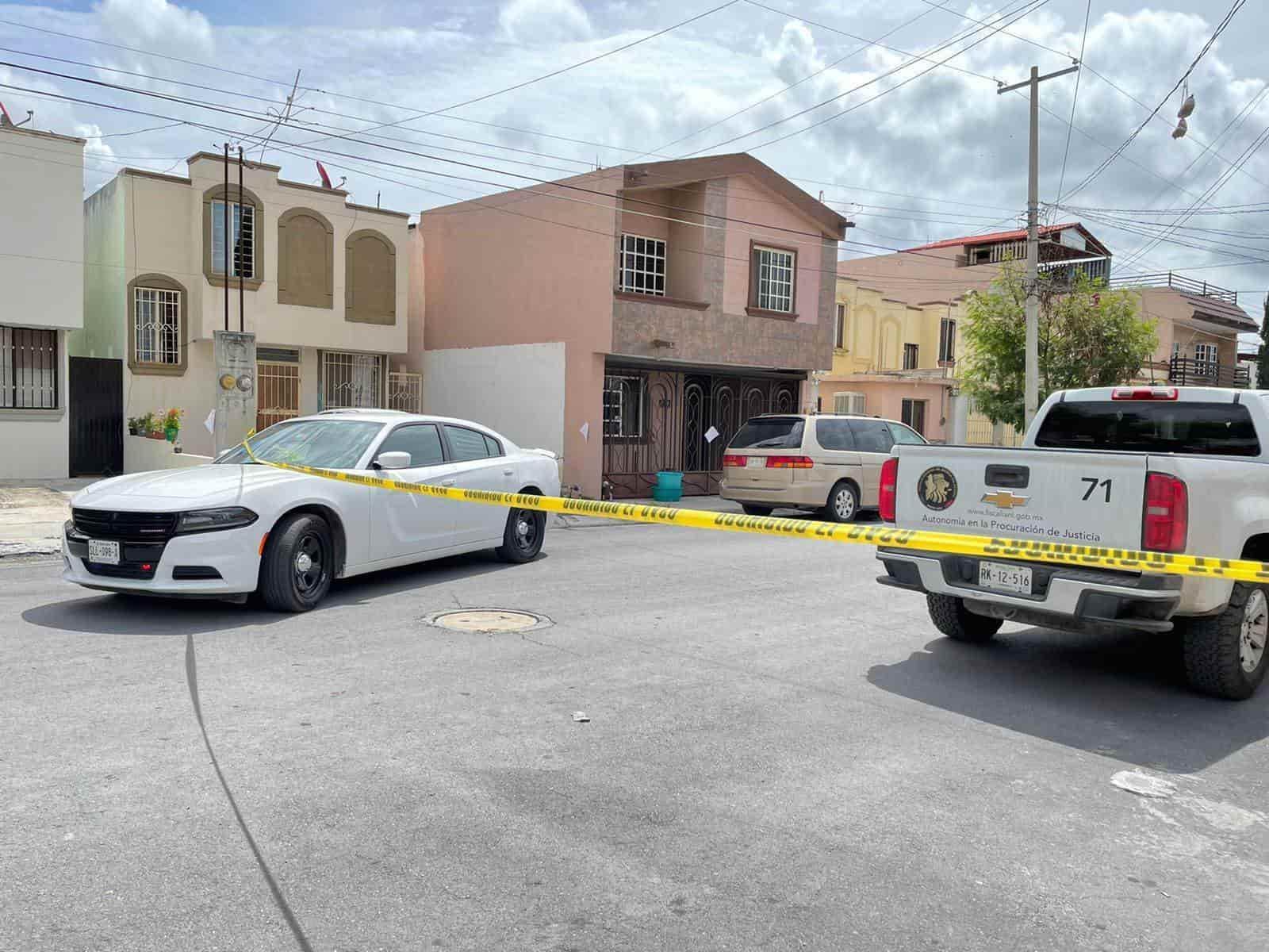 Dos domicilios en la Colonia Lomas de San Roque, fueron cateados