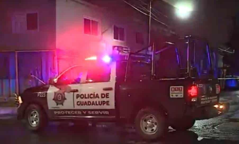 De al menos cuatro balzos un hombre fue ejecutado en la Colonia Santa Cruz