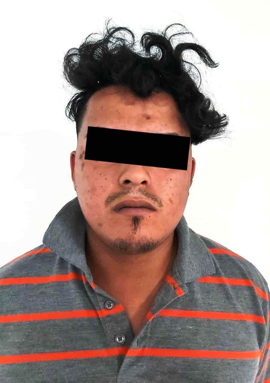 Arrestado con 18 envoltorios de droga que llevaba entre sus pertenencias