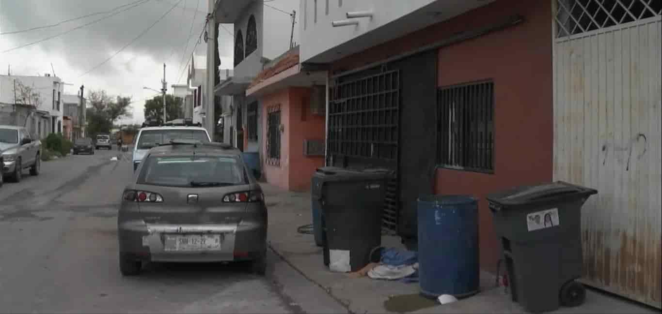 Hombres armados atacaron a un punto de venta de drogas en la colonia Valles de San Bernabé