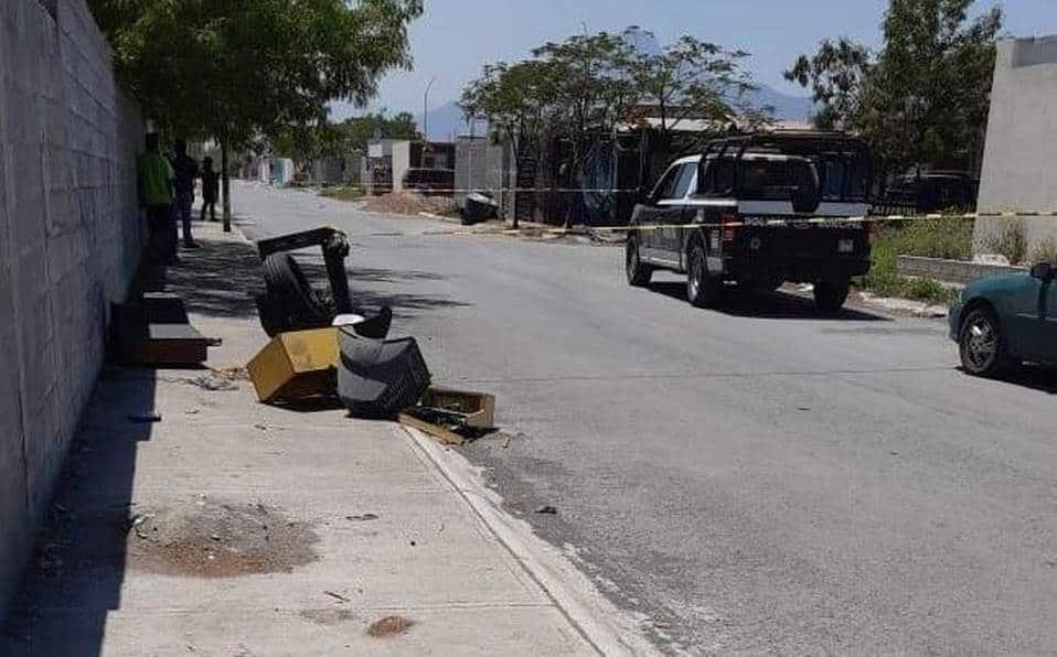 En el trayecto los sospechosos dejaron abandonados dos vehículos