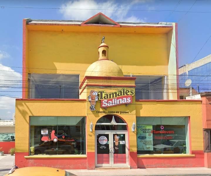 Dos delincuentes asaltaron con lujo de violencia, un negocio especializado en la venta de Tamales