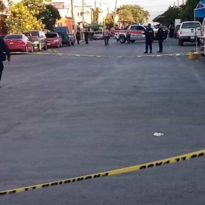 Hombres armados atacaron a balazos, un punto de venta de droga en la Felipe Carrillo
