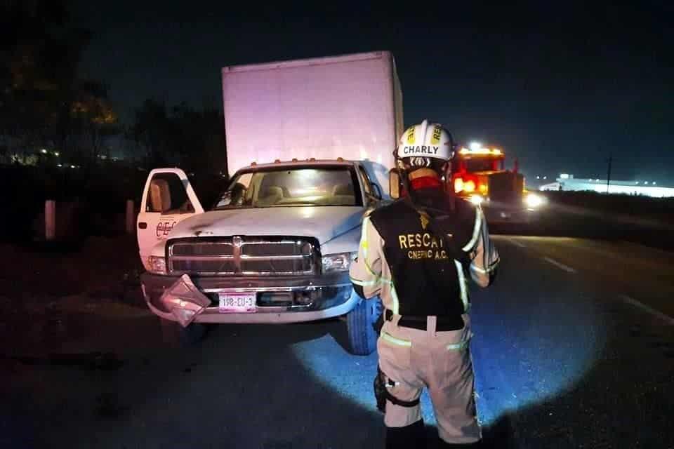 Un hombre perdió la vida al ser atropellado por varios vehículos
