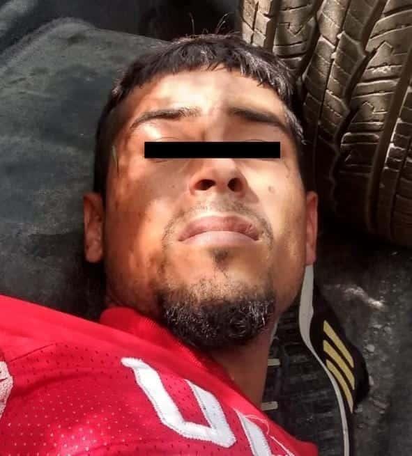 Logran la detención de un narcodistribuidor, que ocultaba la droga entre sus calcetines