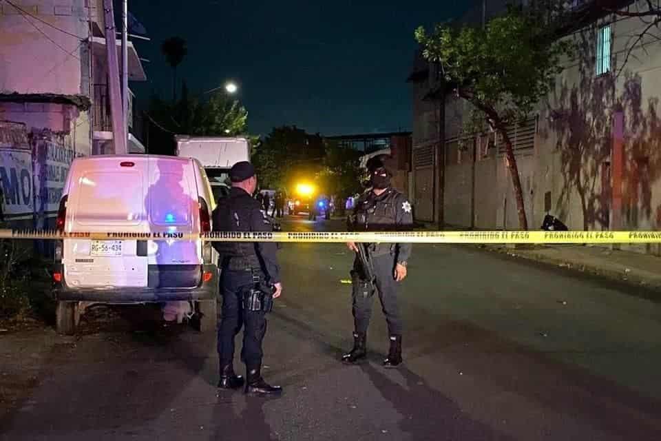 Cuatro personas lesionadas a golpes y cuchilladas, fue el saldo que dejó un enfrentamiento