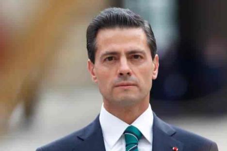 Peña Nieto reaparece y lamenta la muerte de Juárez Cisneros