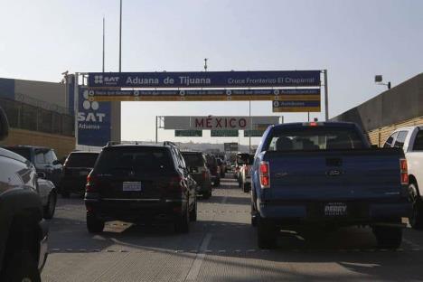 No se puede mantener cerrada frontera con EU