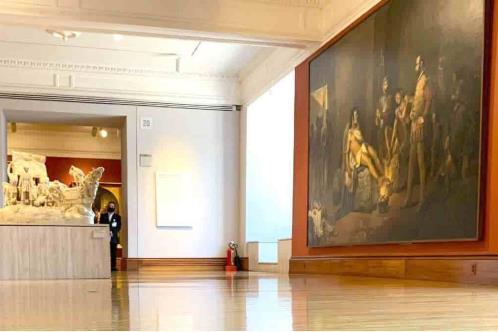 Cierra por Covid-19 Museo Nacional de Arte