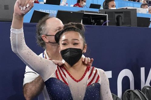 Estadounidense Sunisa Lee, oro en All Around