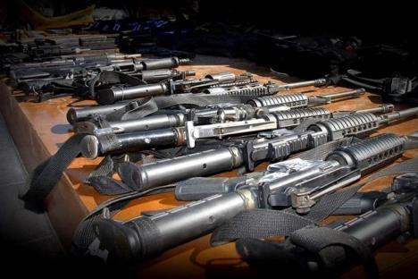 Acusaciones de tráfico de armas son falsas: NSSF