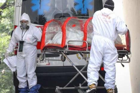 México reporta 20 mil 685 casos por Covid