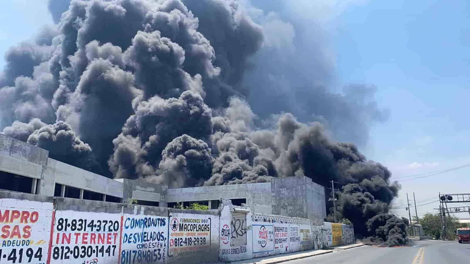 Dos personas sin vida y cuatro lesionados, dejó una explosión e incendio en la empresa Protexa