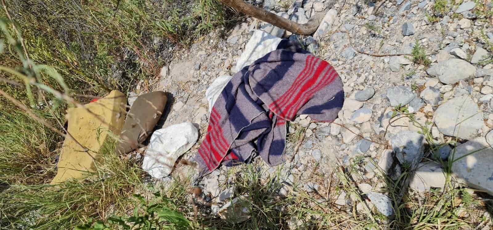 El cadáver de una mujer en estado de descomposición fue encontrado ayer en la Camino a Icamole