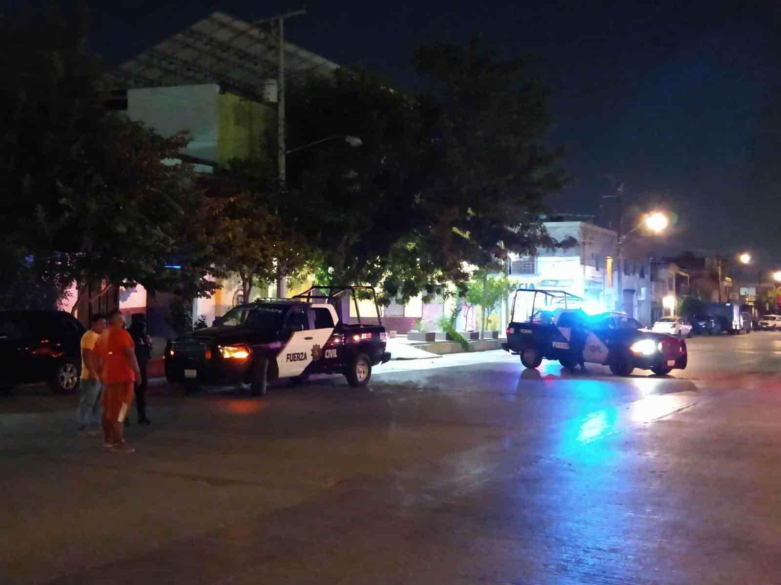 Dos jugadores resultaron con heridas por armas de fuego, al ser atacados por un par de pistoleros