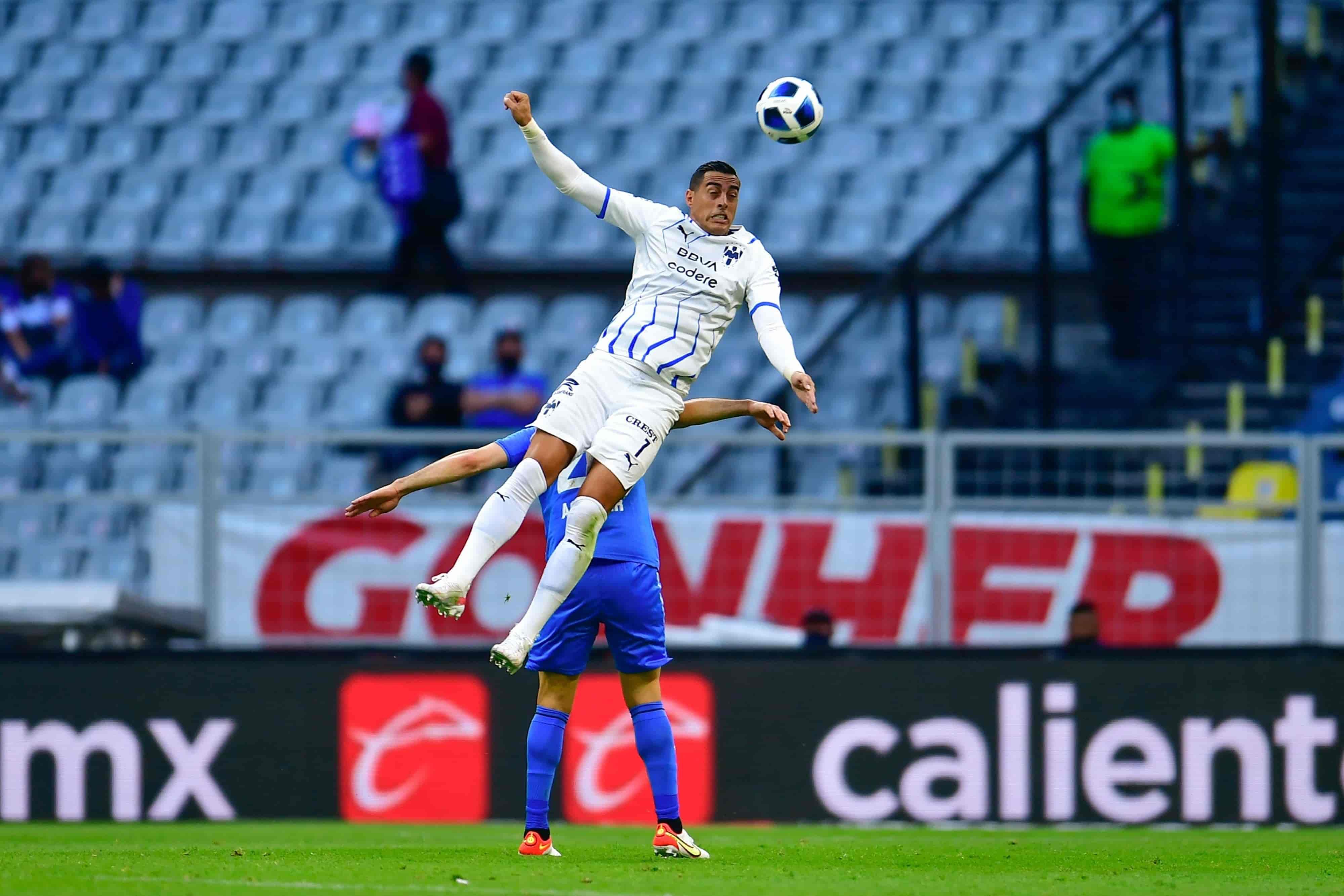 Rayados 1-1 Cruz Azul