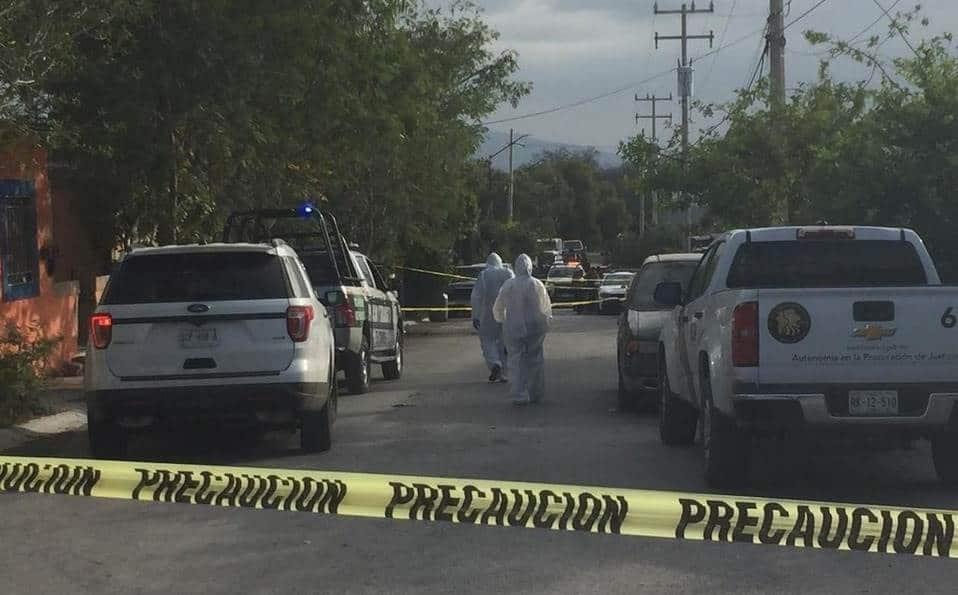 El cuerpo de un hombre con evidentes huellas de violencia, fue encontrado asesinado en una brecha
