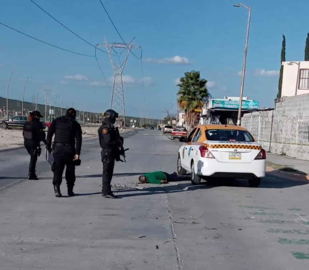 Un presunto vendedor de droga fue ejecutado de varios disparos