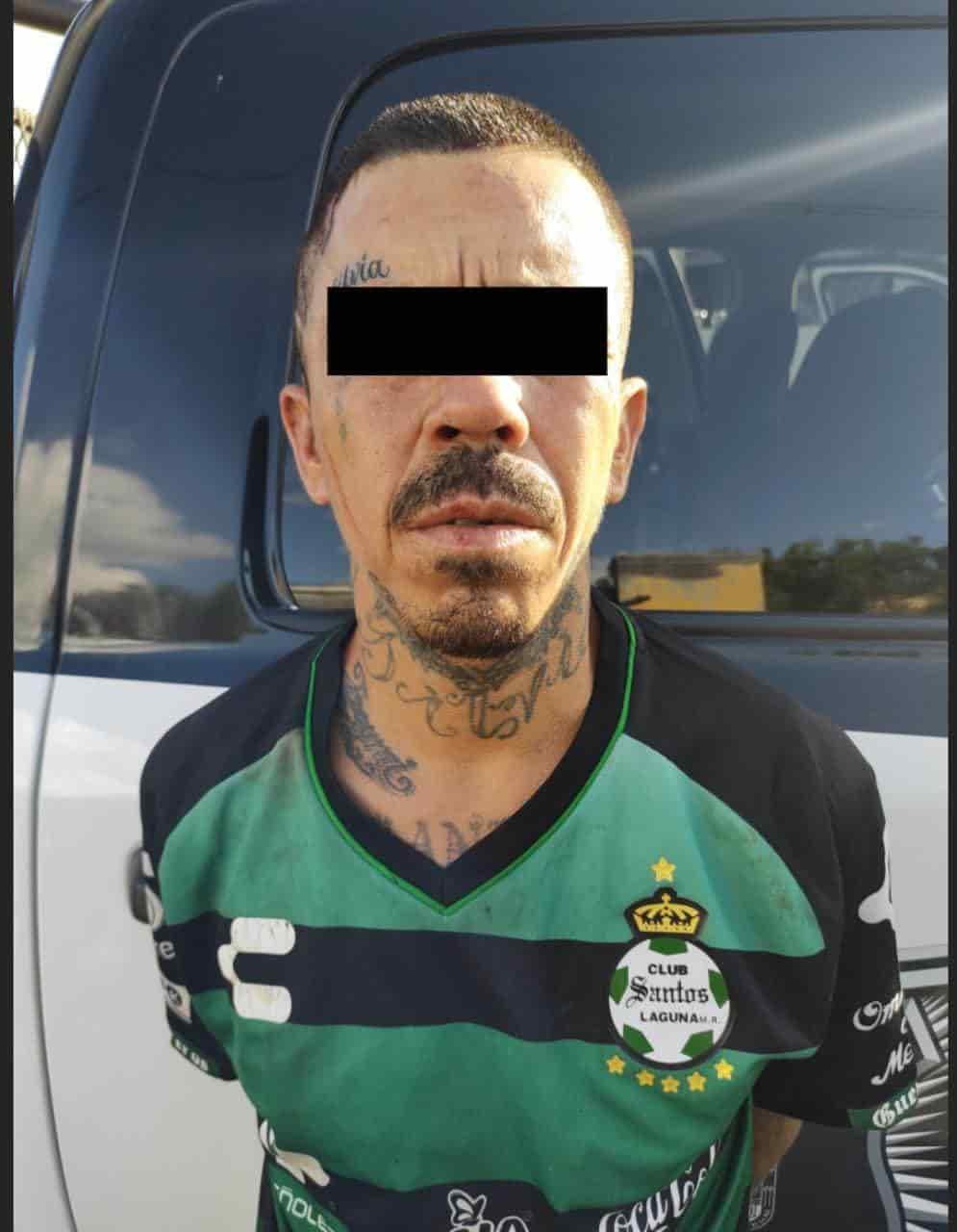 El presunto líder de una banda de asaltantes fue detenido