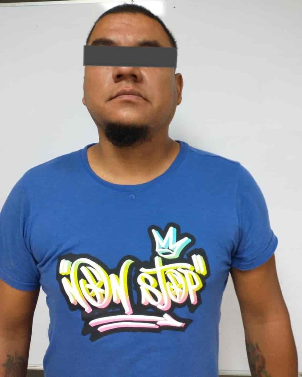 Luego de incumplir con la instalación de cocina integral por la cual le dieron un anticipo de 10 mil pesos, un carpintero fue detenido