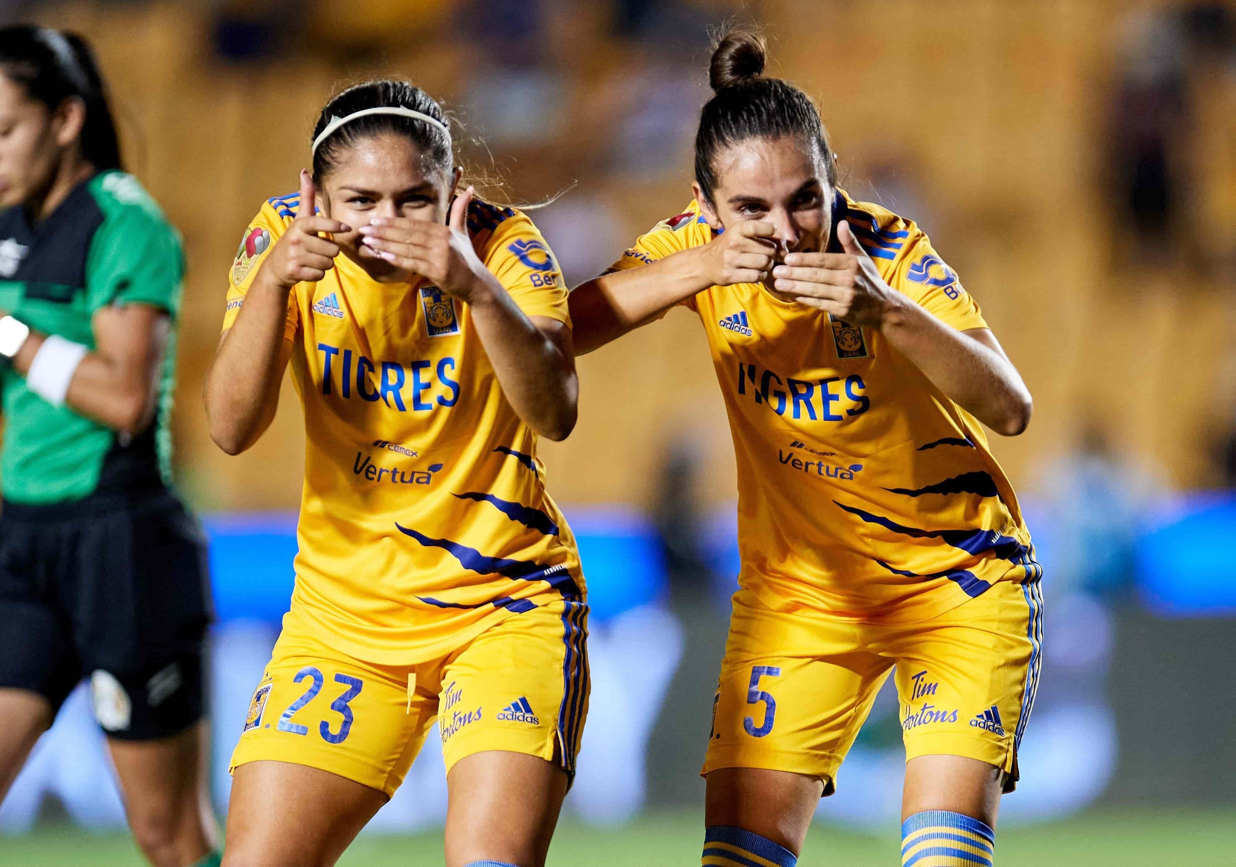 Tigres 4-0 Toluca