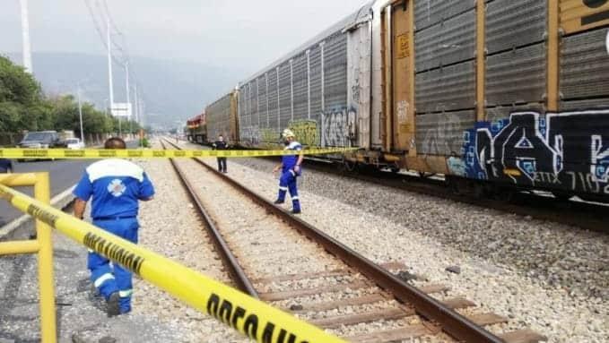Una mujer perdió la vida al ser arrollada por el tren