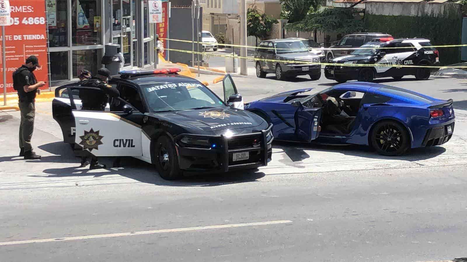 El propietario de un car wash fue herido de gravedad al ser atacado por un grupo de pistoleros