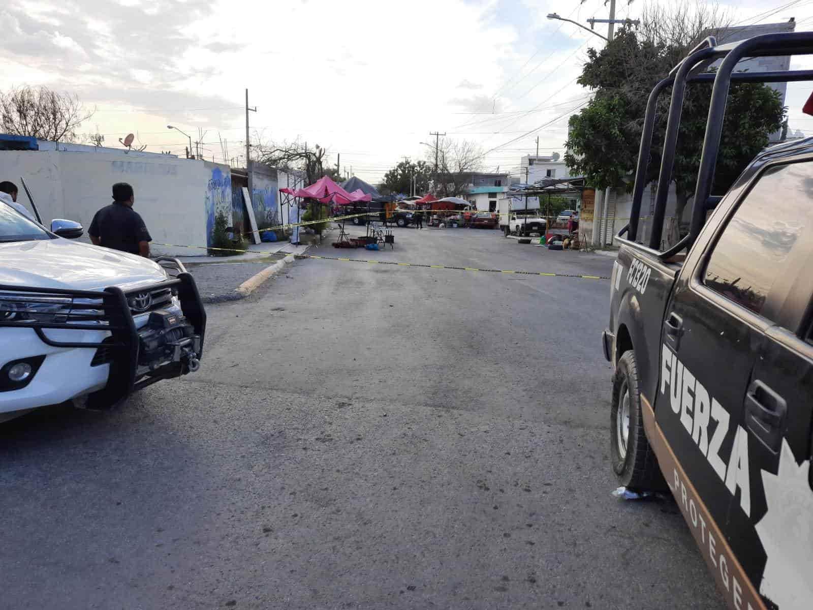Frente a la mirada de su tío y de al menos cinco balazos, un comerciante de mercado rodante fue ejecutado a balazos