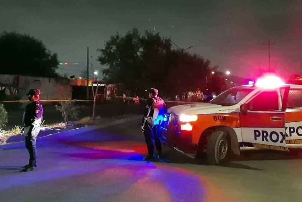 Un feminicidio más se registró en el municipio de Escobedo