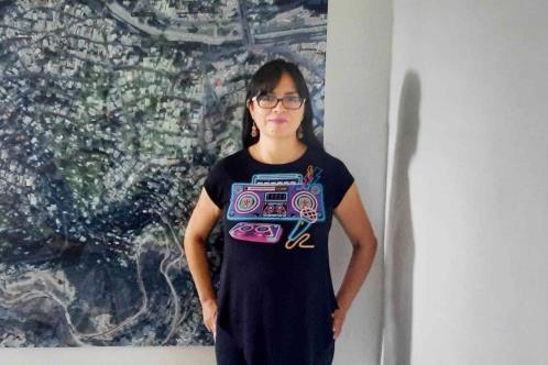 Reconocen vocación social de investigadora Sandra Mancinas