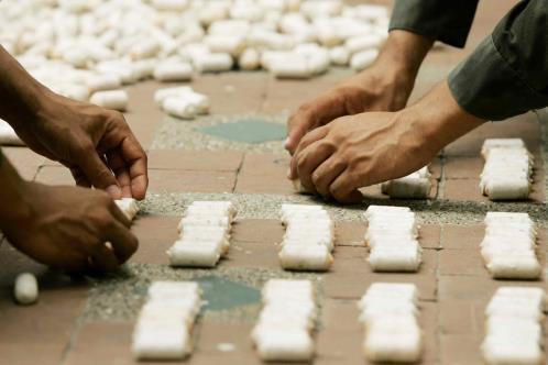 México, uno de los principales productores de drogas: EU