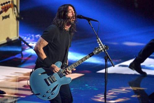 Cancela Foo Fighters concierto