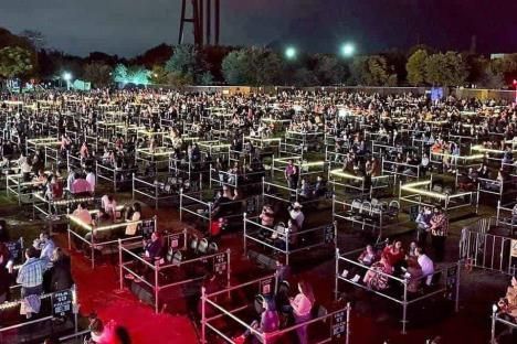 NL permitirá de nuevo conciertos y ferias con aforo del 30%