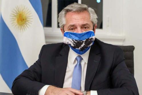 Presidente de Argentina cancela viaje a México
