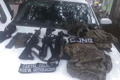 CJNG usa red social para reclutar sicarios