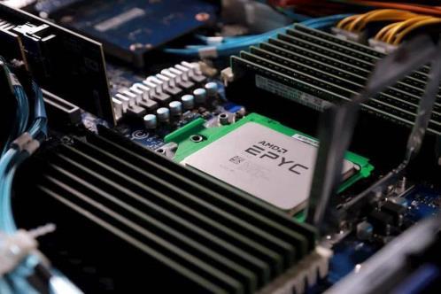 AMD dará prioridad a sus CPUs para servidores y portátiles