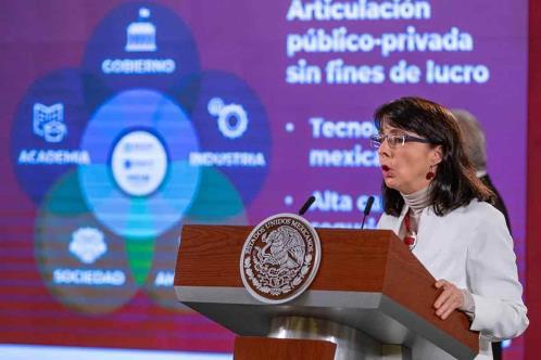 AMLO defiende a Álvarez-Buylla en tema de científicos