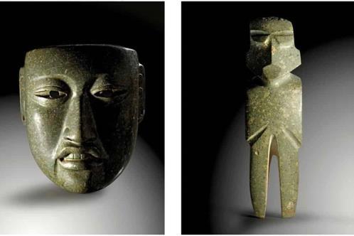 Cartas no detuvieron venta de piezas prehispánicas