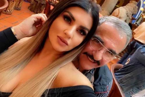 Vicente Fernández Jr confirma boda con Mariana González