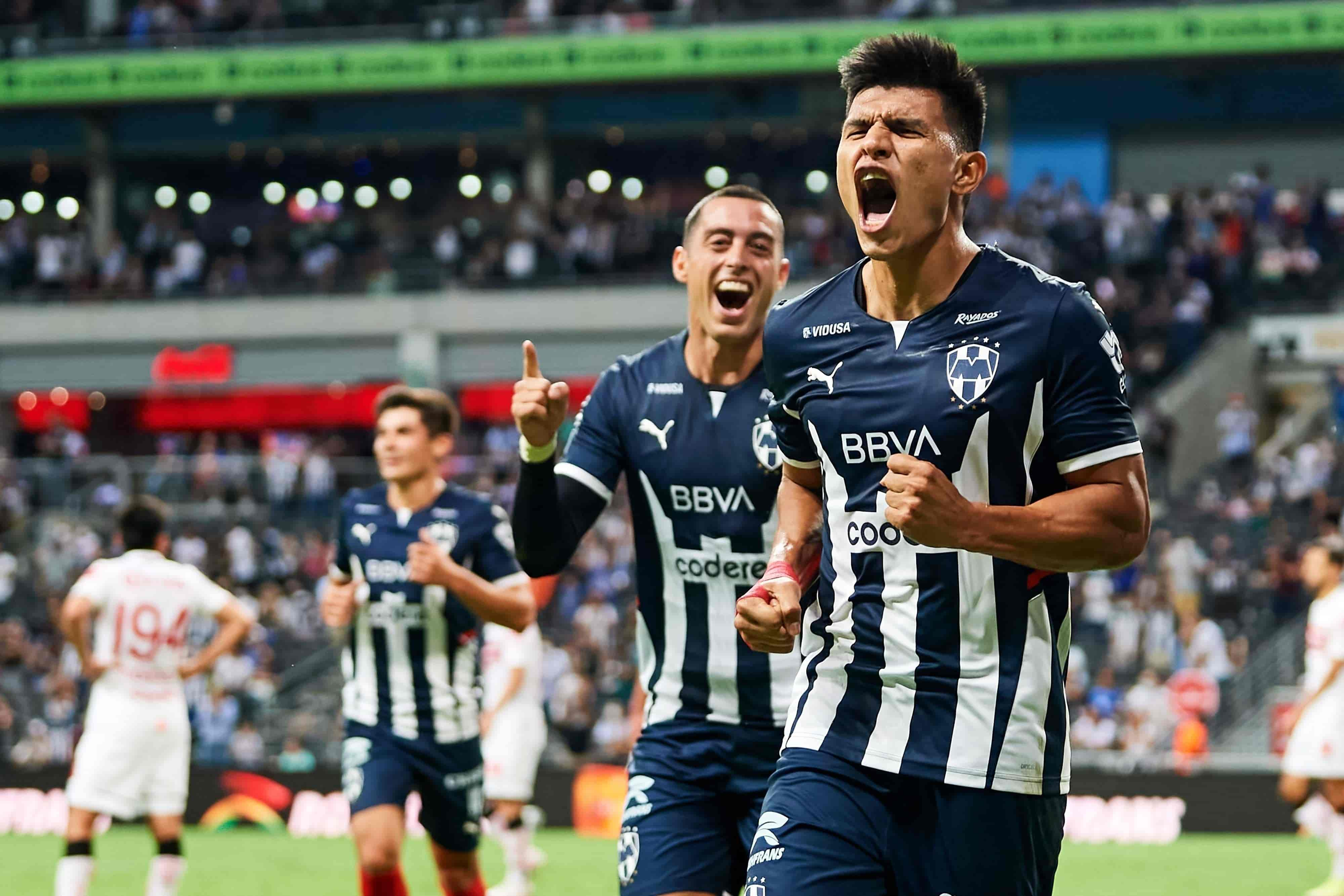 Rayados 2-0 Toluca