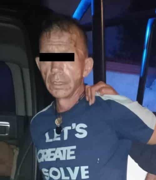 Detenido luego de que le encontraron algunos gramos de droga
