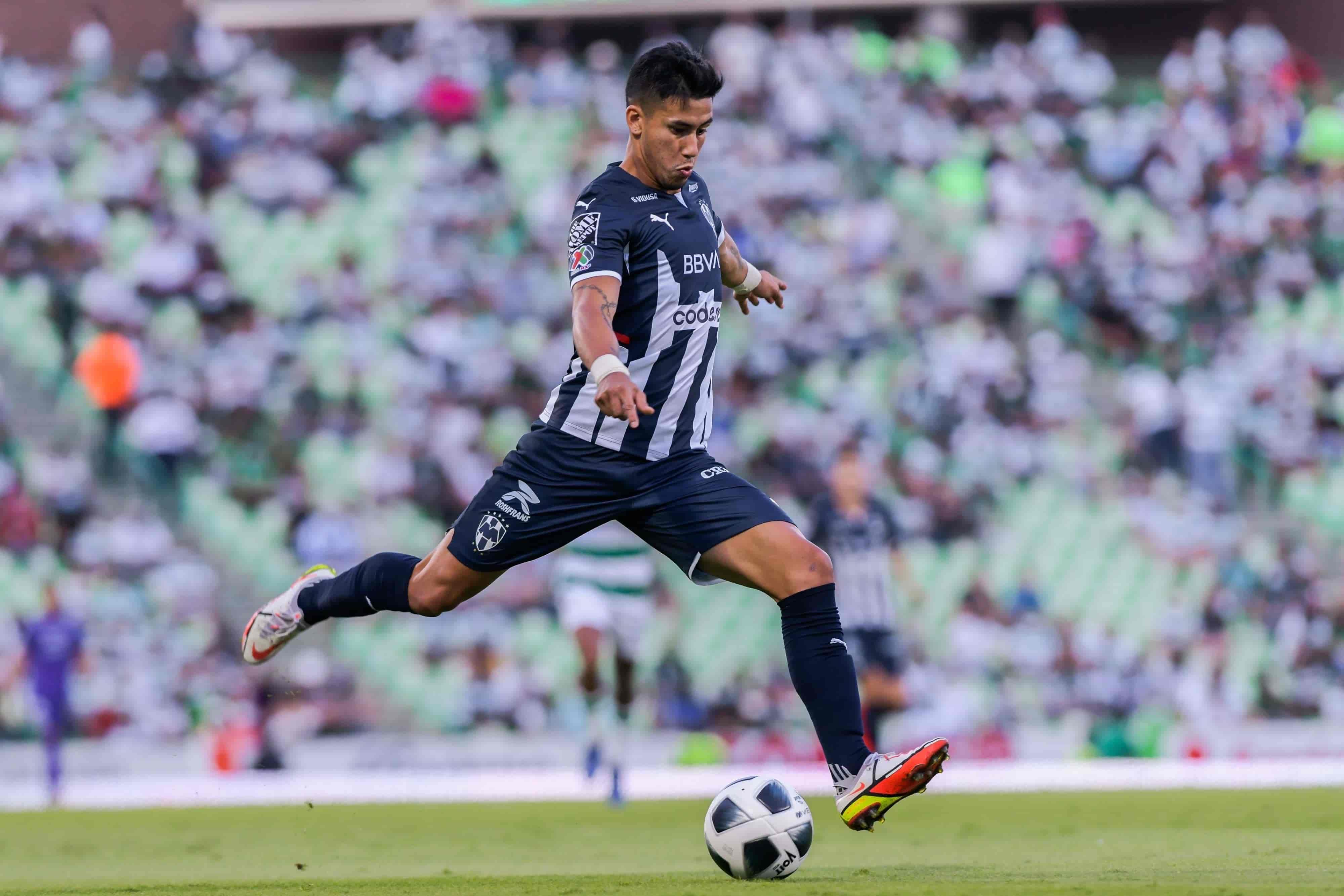 Santos 1-2 Monterrey