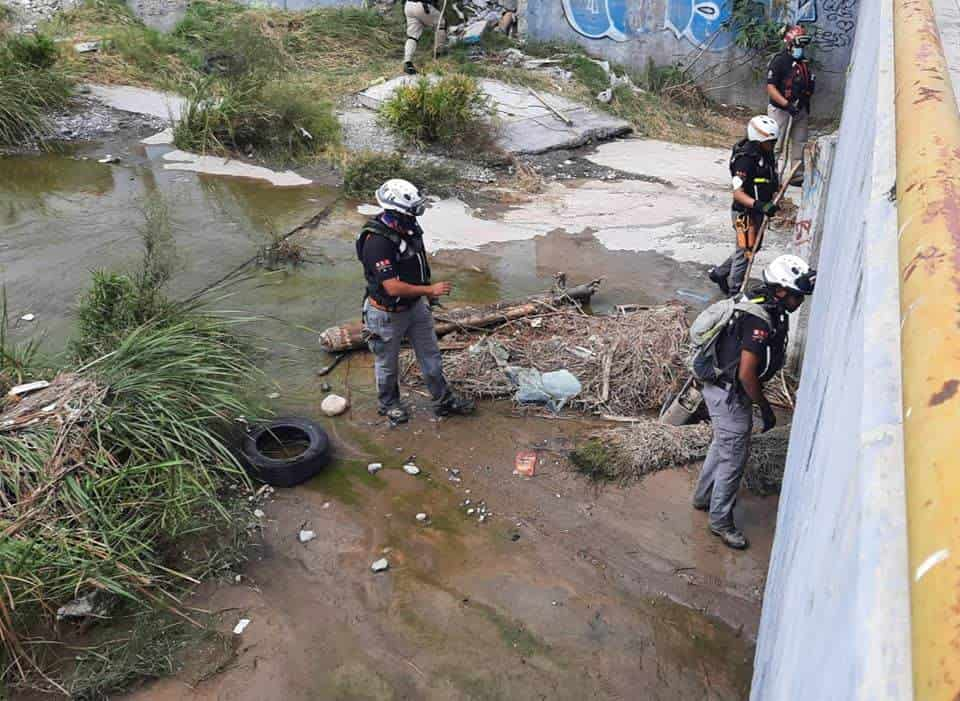Logran ubicar en cuerpo del chofer de la ruta 311, que fue arrastrado por el agua el martes pasado