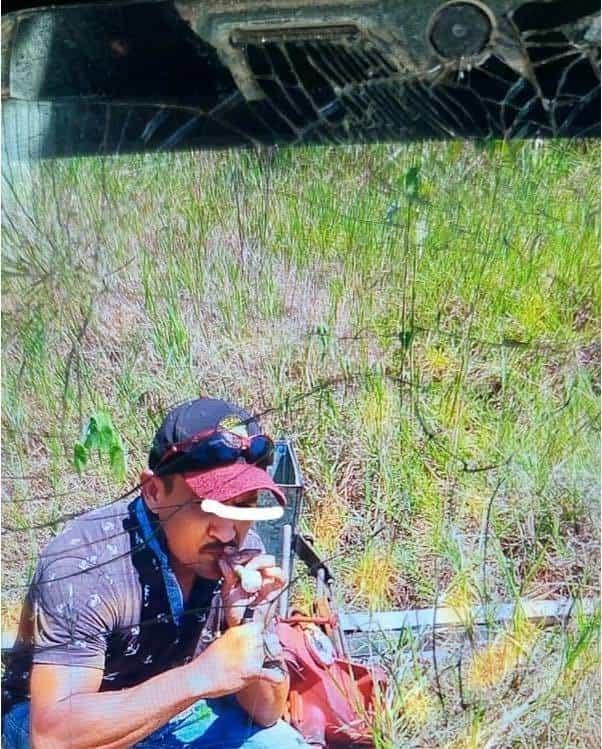 Sorprendido intentando vende un papalote metálico para sustraer agua, que había robado de un rancho.