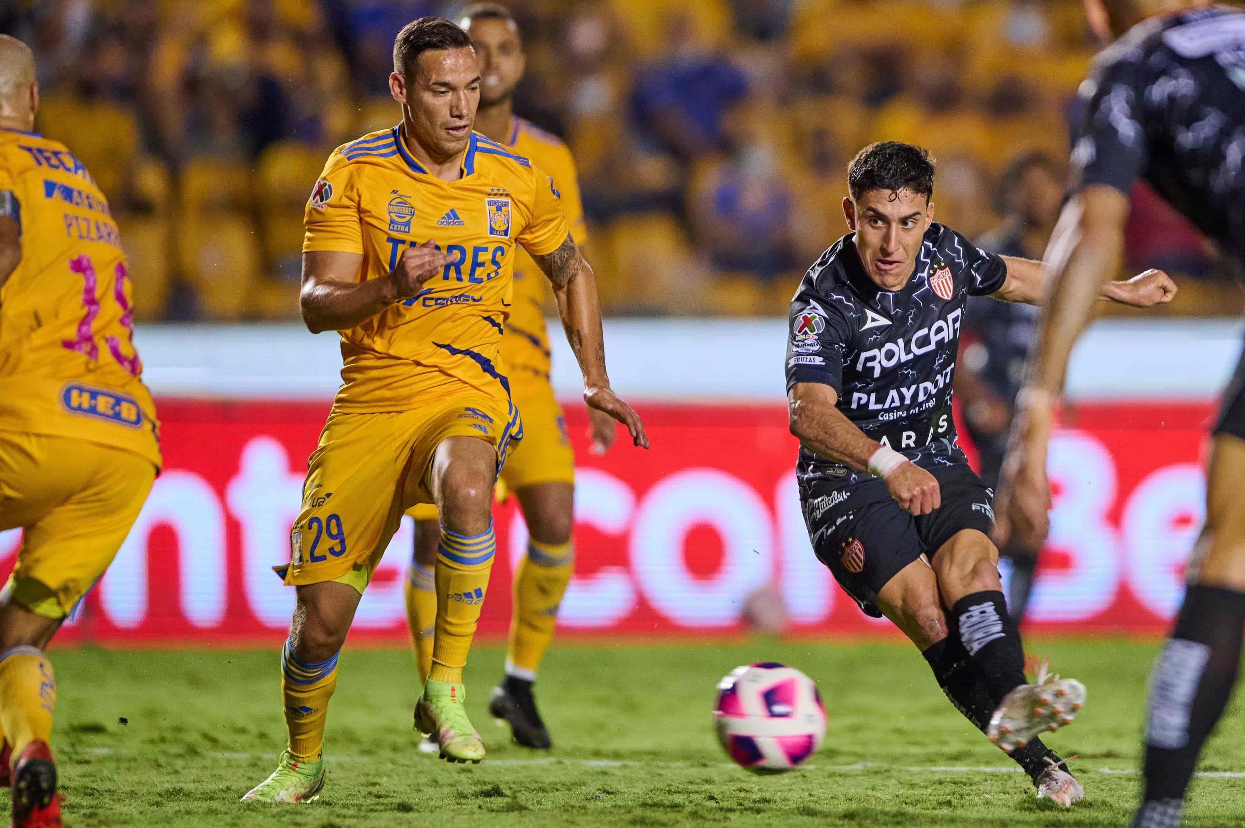Tigres 0-0 Necaxa