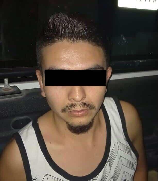 Atacó con un arma de diabólos a un vecinito de solo tres años de edad