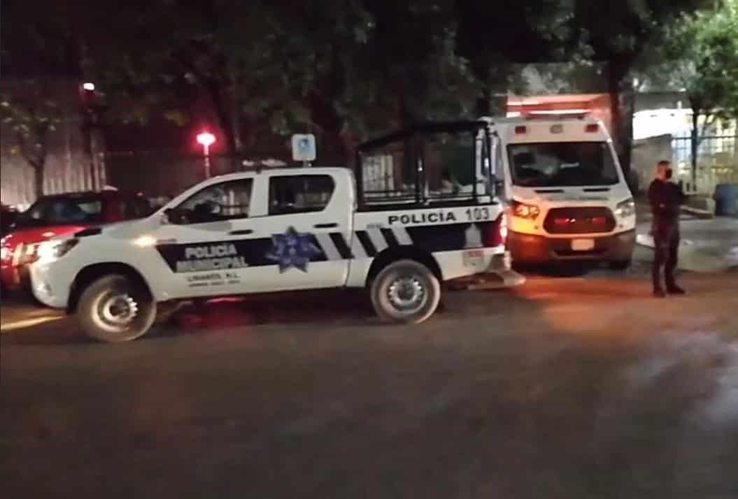 Un taxista terminó con diversas heridas al ser atacado con una pistola de postas